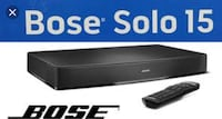 Bose solo 15 good as new with box and every thing Rasta, 1476