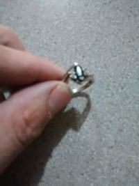 925 silver ring  Jonestown