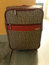 Calvin Klein 20-inch Small luggage