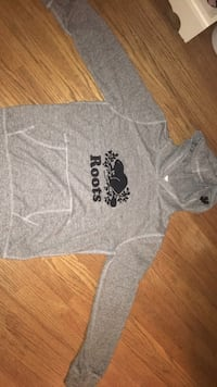 roots youth sweater Windsor