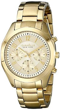 NEW Bulova Caravelle New York 44L118 Women's Watch  Toronto