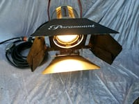 Movie set light from Paramount Pictures! Antioch, 37013