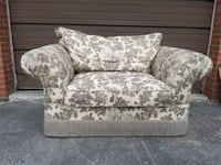 MOVING OUT SALE- Large sofa  Toronto, M2H 1H2