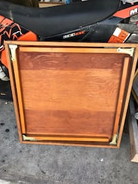 Antique folding table 32 inches  Chicago, 60647