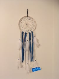 blue and white dreamcatcher Calgary, T3M 0J8