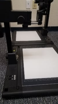 Light Table with Camera Stand (2)