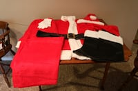 Santa Clause Suit/costume Ashburn