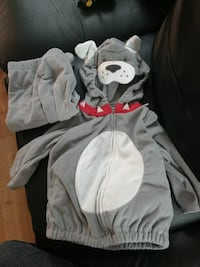 Dog costume 18 months  Newcastle, L1B 1G5