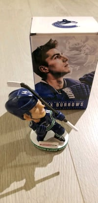 Alex Burrows Bobble Head