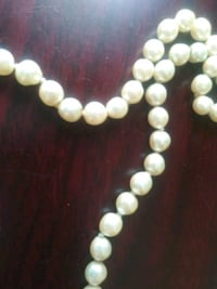 Vintage pearl necklace  New Boston, 03070