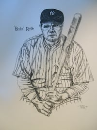 Leafs Habs Babe Ruth and more. Lindsay