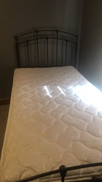 white and gray floral mattress Poland, 44514