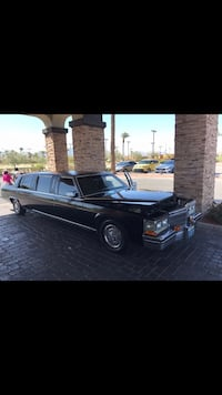 1985 Cadillac Fleetwood Limousine - All Original! Las Vegas