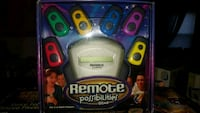 TRIVIA QUIZ GAME, TOY WITH 6 REMOTES