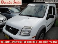 2012 Ford Transit Connect white bladensburg, 20710