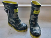 "Rain Boots ""Joules"" Kids - Excellent Condition  Toronto, M2N 6H7"