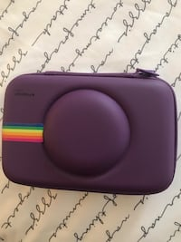 Purple case & Polaroid camera new Manassas, 20109