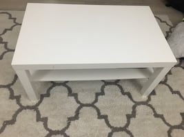 White storage furniture (multiple pieces)