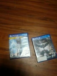 two Sony PS3 game cases Boones Mill, 24065
