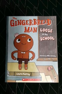 The Gingerbread Man: Loose in the School Centreville, 20120