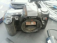 black and gray Canon DSLR camera sl $50 Las Vegas, 89121