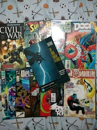 Comic books Lot Markham, L3P 6C9