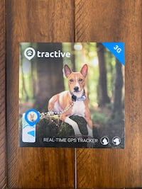 Tractive dog/pet GPS tracking collar Pick up only  Vaughan, L6A 2L6
