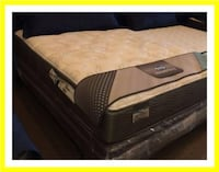 Simmons Queen Size Plush Bed! Brand New in the Plastic only Oceanside