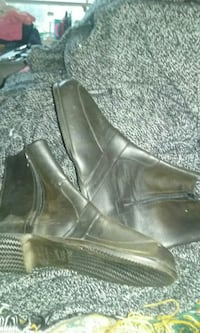 $5 rubber boot slip over cover with zipper sides