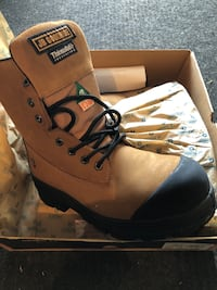 Brand new men work shoes, size 11