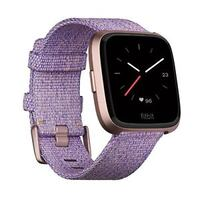 Fitbit Versa Special edition Smart Watch, Lavender Woven, Brand new sealed, storedeal_2982439 Toronto