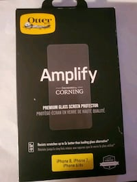 OtterBox Amplify Series Screen Protector for iPhone 8/7/6S/6 Hudson, 03051