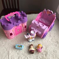 Fisher Price Princess Prince Castle Carriage Pony LOT Haverhill, 01832