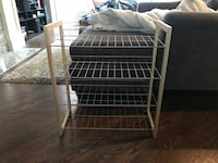 white metal bunk bed frame Chicago, 60614