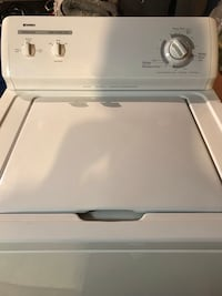 white top load clothes washer Raleigh, 27609