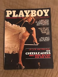 Playboy magazine March 1979 Denise Crosby Denise McConnell Los Angeles, 91356