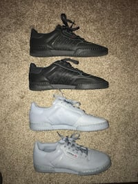 Yeezy Powerphase Black and Grey sz 10.5 Vaughan, L4L