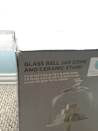 Glass bell jar dome Rockwall, 75032