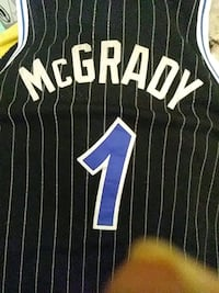 Tracy McGrady authentic retro jersey