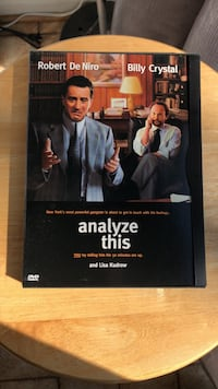 Analyze This DVD Movie Laurel