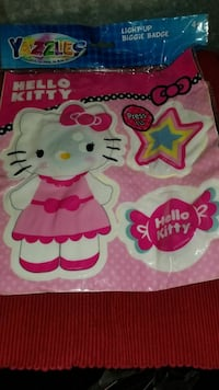 pink Hello Kitty pack