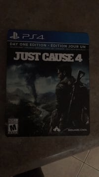 Just Cause 4 PS4 Surrey, V4N