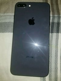 IPhone 8 plus black 64 gig 61 km