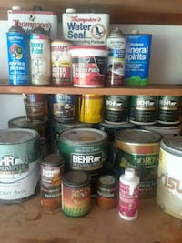 Paints & Stains  Beverly Hills, 34465