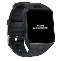 BLACK SMARTWATCH BLUETOOTH Westminster