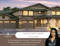 Real Estate Agent Henderson, 80640