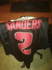 black and red Sanders 2 jersey sweater Albuquerque, 87110