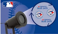 NEW IN BOX Toronto blue jays LED motion spotlight Waterloo, N2L 1S8