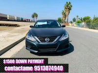 Nissan - Altima - 2016 $1500 down payment Riverside