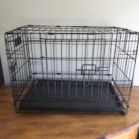 Icrate 2 Door Collapsible Kennel Calgary, T2Y 3A1